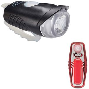 NiteRider Lightning Bug USB 150/Sabre 35 Combo Light Kit