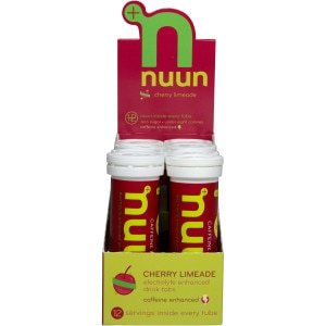 Nuun Electrolyte Tablets Tube 8 Pack