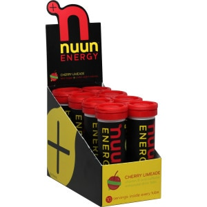 Nuun Energy Tube - 8 Pack