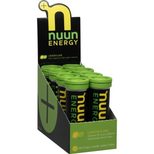 Energy Tube - 8 Pack