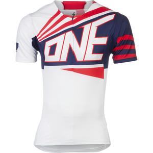 Ion 1/4 Zip Jersey - Short Sleeve - Men's