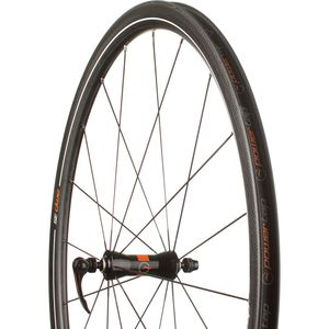 PowerTap GS AMP 35/50 Carbon Clincher Wheelset