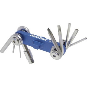 Park Tool I-Beam Mini Hex/Screwdriver/Star Set - IB-2