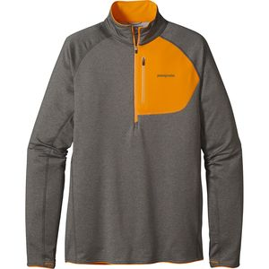 Patagonia Thermal Speedwork Zip-Neck Top - Men's