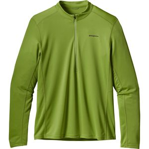 Patagonia Fore Runner Zip Neck Shirt - Long-Sleeve - Men's
