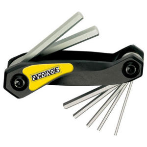 Pedro's Folding Hex Wrench Set