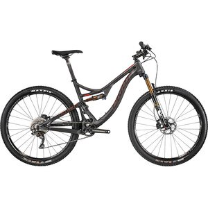 Mach 4 Carbon X01 Complete Mountain Bike - 2015