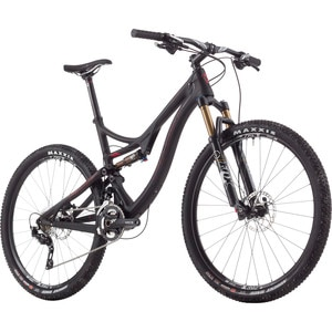 Pivot Mach 4  Carbon XT Complete Mountain Bike - 2015