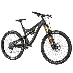 Mach 6 Carbon X01 Complete Mountain Bike - 2015