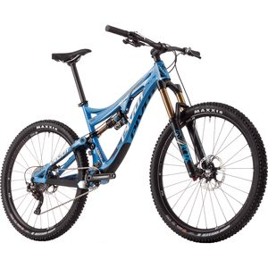 Mach 6 Carbon XTR/XT Pro Complete Mountain Bike - 2015