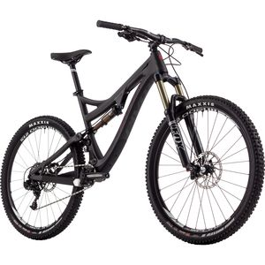 Mach 6 Carbon X1 Complete Mountain Bike - 2015