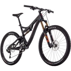 Mach 6 Carbon XT/FOX 36 Complete Mountain Bike - 2015