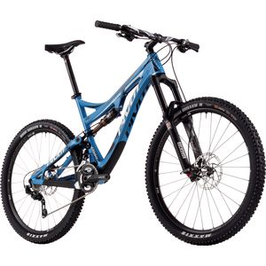 Mach 6 Carbon XT/Pike 150 Complete Mountain Bike - 2015