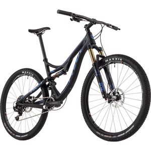 Pivot Mach 4 Carbon X01 Complete Mountain Bike - 2016