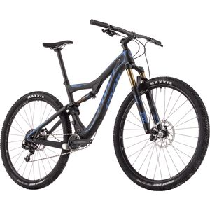 Mach 429SL Carbon X01 Complete Mountain Bike - 2016