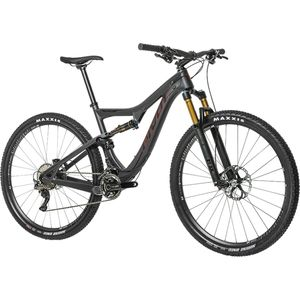 Mach 429SL Carbon XT/XTR Pro Complete Mountain Bike - 2016