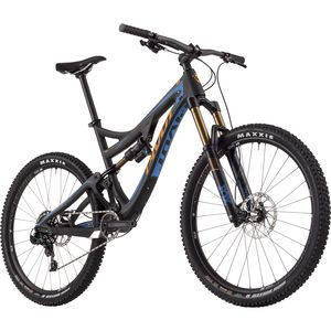 Mach 6 Carbon X01 Complete Mountain Bike - 2016