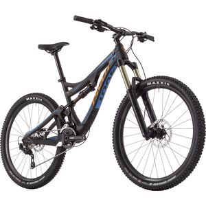 Mach 6 Carbon XT/SLX Complete Mountain Bike - 2016
