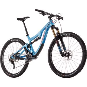 Switchblade Carbon 29 XT Pro 2x Complete Mountain Bike - 2017