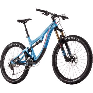 Switchblade Carbon 27.5+ XT Pro 2x Complete Mountain Bike - 2017