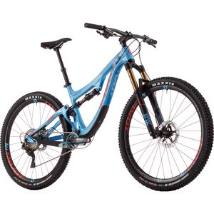Switchblade Carbon 29 XTR 1x Complete Mountain Bike - 2017