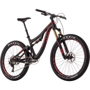 Switchblade Carbon 27.5+ XTR 1x Complete Mountain Bike - 2017