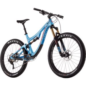 Switchblade Carbon 27.5+ XT Pro 1x Complete Mountain Bike - 2017