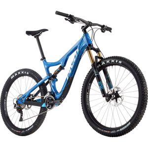 Pivot Mach 429 Trail 27.5+ XT/XTR Pro 2x Complete Mountain Bike - 2017