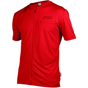POC Trail Light Zip T-Shirt - Men's
