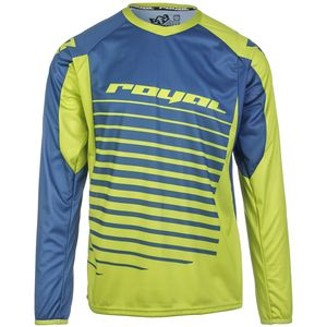 Royal Racing Stage 2 Jersey - Long Sleeve - Men's