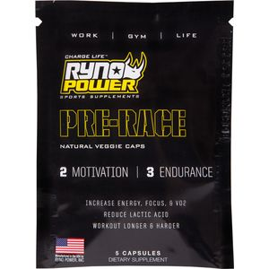 Ryno Power Pre-Race Pack