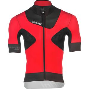 Santini Photon Aero Jersey - Short-Sleeve - Men's