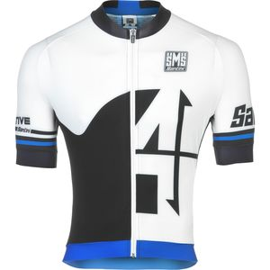 Santini Interactive 2.0 Aero Jersey - Short Sleeve - Men's