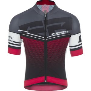 Santini Interactive 3.0 Jersey - Short-Sleeve - Men's