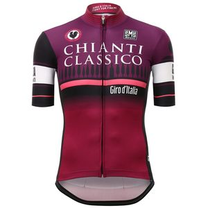 Santini The Chianti Time Trial Jersey - Short-Sleeve - Men's
