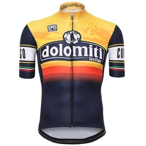 The Dolomiti Mountains Jersey - Short-Sleeve - Men's