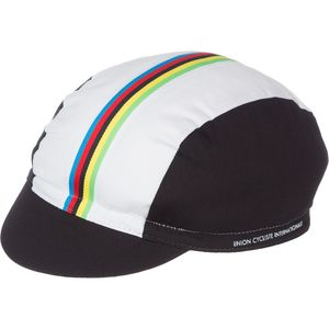 Santini UCI Cotton Rainbow Cap