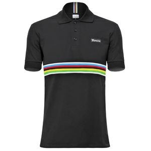 Santini UCI Line - Polo Shirt - Short-Sleeve - Men's