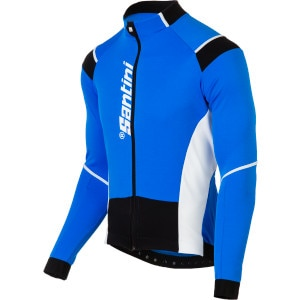 Santini Active Air Intake Jersey - Long-Sleeve - Men's