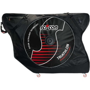 AeroComfort Triathlon TSA Bike Case