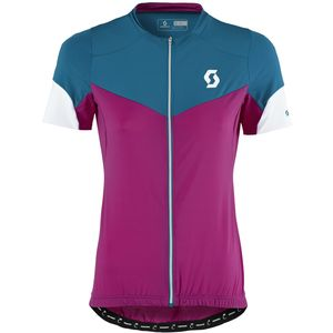 Scott Endurance Full-Zip Jersey - Short-Sleeve - Women's