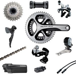 Shimano Dura-Ace 9070 Di2 Groupset with Power Kit