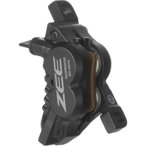 Shimano Zee BR-M640 Hydraulic Disc Brake Caliper with Pads
