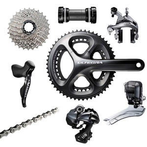 Shimano Ultegra 6870 Di2 Groupset without Power Kit