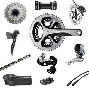 Shimano Dura-Ace 9070 Di2 Disc Groupset with Power Kit