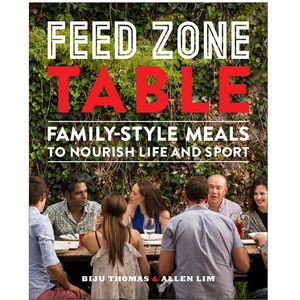 Skratch Labs The Feed Zone Table Cook Book