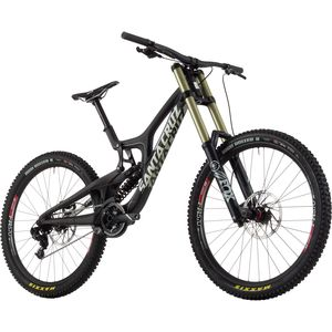 Santa Cruz Bicycles V10 Carbon GX Complete Mountain Bike-2016