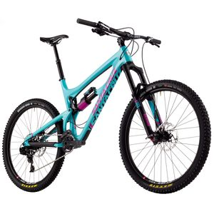 Santa Cruz Bicycles Nomad Carbon 27.5 GX Complete Mountain Bike - 2015