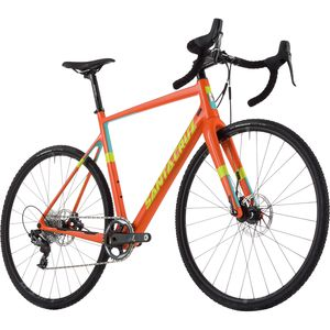 Santa Cruz Bicycles Stigmata Carbon CC Force CX1 Complete Cyclocross Bike - 2015