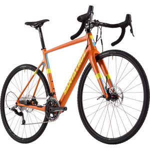 Santa Cruz Bicycles Stigmata Carbon Rival 22 Complete Cyclocross Bike - 2016